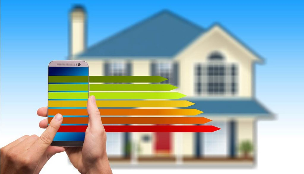 صرفه جویی انرژی در خانه هوشمند لوکسین