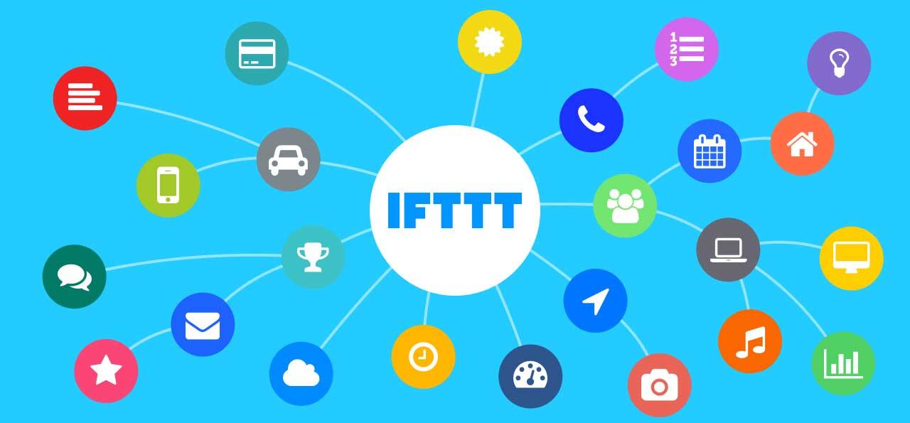 سیستم یکپارچه سازی IFTTT خانه هوشمند لوکسین